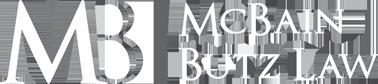 McBain Butz Law